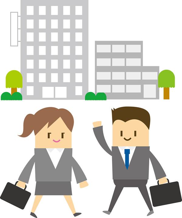 外回り営業職の勤務を管理する